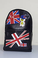 Городской рюкзак с принтом британского флага