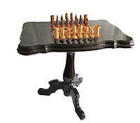 Стол шахматный + шкатулка под фигуры