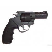 Револьвер п/п Флобера STREAMER R2 черный с черной рукоятью