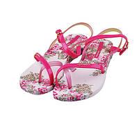 Женские сандали Ipanema Fashion Sandal II Fem розовые (размеры 37-42)