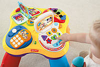 Фирменный столик музыкальный Fisher Price Laugh and Learn Puppy and Friends Learning Table. Оригинал из США