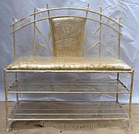 Скамейка бамбук 90x40