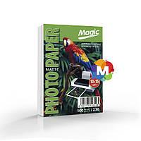 Фотобумага Magic 10х15см Matte 230g 100л