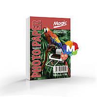 Фотобумага Magic 10х15см Glossy 150g 100л