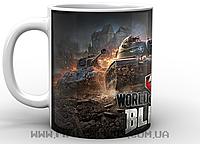 Кружка  World of Tanks Blitz