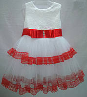 Платье нарядное для девочек 2-2,5 лет