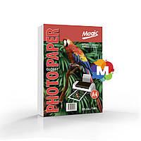Фотобумага Magic A4 Glossy 180g 20л