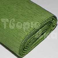Креп-бумага 34 гр/м2 светло-зеленая 32