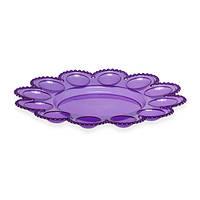 Пасхальная тарелка для яиц и кулича Sagad, 30см