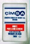 Белый цемент Cimsa
