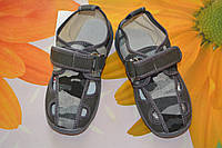 Обувь детская, тапочки,лето,р.20,21,29. Польша. обувь для мальчика.