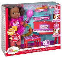 Интерактивная афро-американская кукла с аксессуарами