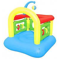 Игровой центр надувной bestway 52122 без горки 140х140х146 см.