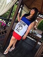 Платье Maschino батал