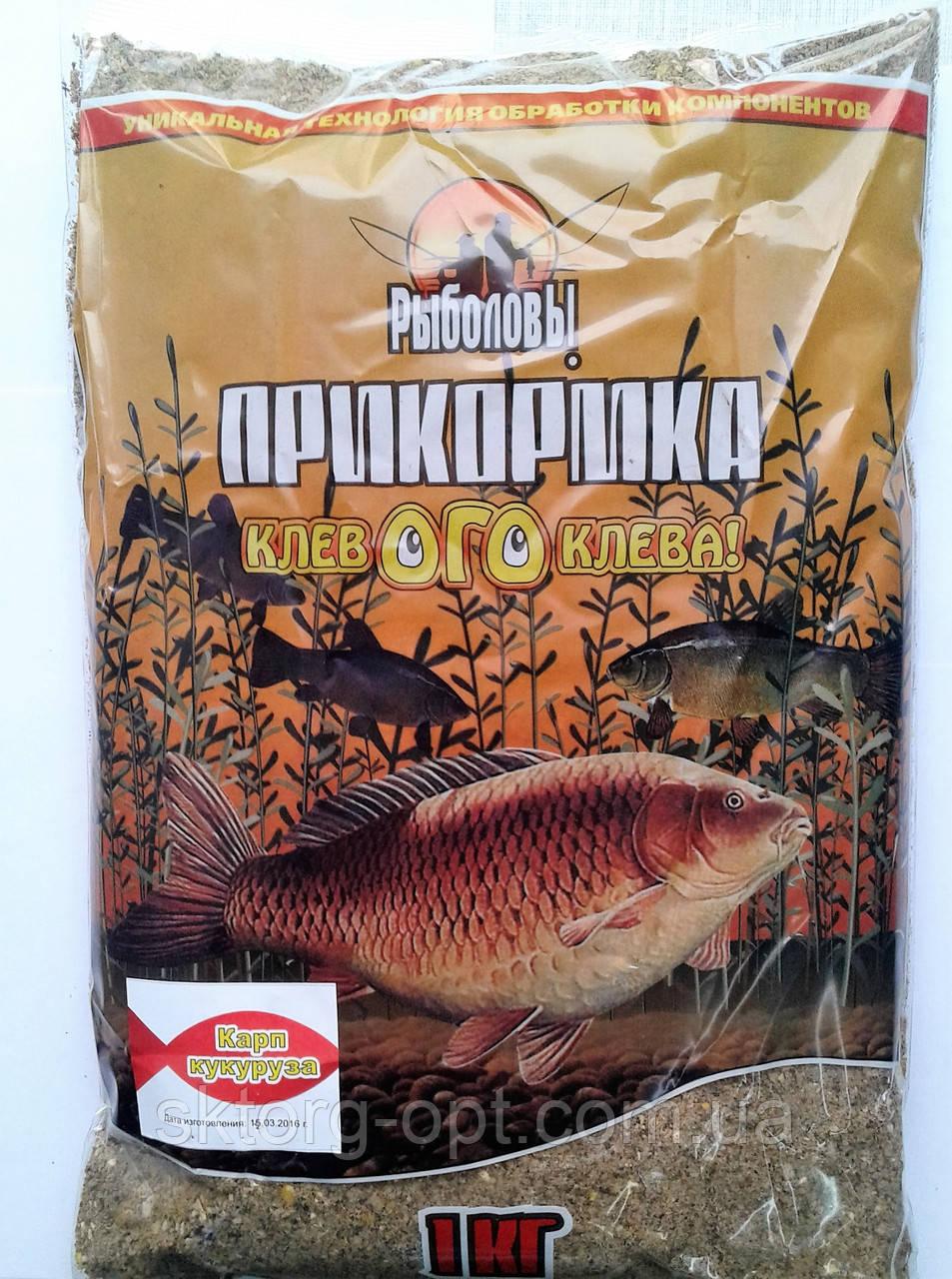 рыбные прикормки для карпа