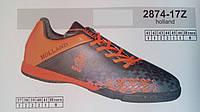Бутсы футбольные кроссовки на подростка сороконожки бутсы Demax  недорого 7 км 1489|01887