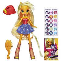 Кукла My Little Pony Эпплджек Девушки Эквестрии Hasbro