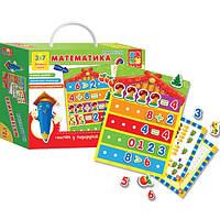 Обучающая игра на магнитах Математика с магнитной доской Vladi Toys VT 1502-05