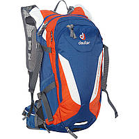 Велорюкзак мужской Deuter Compact EXP 12 steel/papaya (3200215 3905)