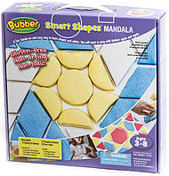 Waba Fun Смеси для лепки Waba Fun Bubber Smart Shapes Mandala