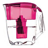 Фильтр кувшин для очистки воды «Максима», красный