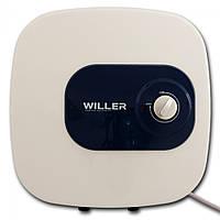 Электрический водонагреватель (бойлер) Willer PA15R optima mini (надмоечный)