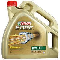 Моторное масло CASTROL EDGE Titanium FST 10W-60, 4 литра