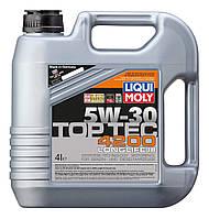 Моторное масло Liqui Moly Top Tec 4200 5W-30, 4 литра