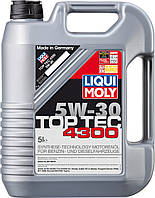 Моторное масло Liqui Moly Top Tec 4300 5W-30, 1 литр