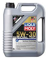 Моторное масло Liqui Moly Special Tec F 5W-30 (FORD), 5 литров
