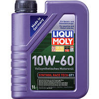Моторное масло Liqui Moly Synthoil Race Tech GT1 10W-60, 1 литр