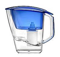 кувшинный фильтр для воды «Барьер Grand »,синий