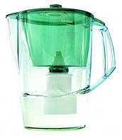 Фильтр-кувшин для очистки воды «Барьер norma» ,зеленый