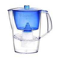 Фильтр-кувшин для очистки воды «Барьер norma» ,синий