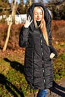 Пальто-пуховик (4 цвета)