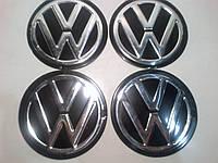 Наклейка на колпак диска Volkswagen 90 мм