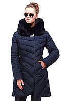 Зимнее молодежное  пальто Денна в Украине по низким ценам
