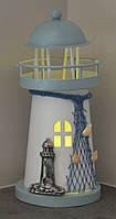 Морской подарок - мигающий маяк