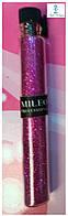 Блестки для дизайна ногтей Mileo Professional присыпка Милео №4