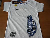 Детские летние футболки для мальчиков 5-8 лет Турция