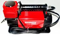 Компрессор автомобильный БелАвто БК47 Трофи Двухпоршневой 160л/мин 10.0 Атм Питание от клемм + Сумка в комплекте