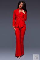 Женский деловой брючный костюм АИ 1250-n