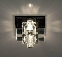 Декоративный точечный светильник Feron 1525 черный