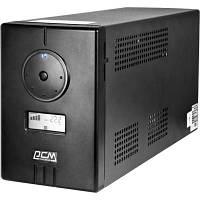 ИБП Powercom INF-800, 2 x евро, USB, под внеш. АКБ, с правильной синусоидой (00012522)
