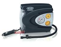 Компрессор автомобильный RING поршневой c LED фонарем ➤ 20 л./мин.