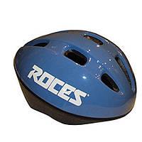 Велошлем шоссейный с механизмом регулировки ROCES 301420-B (EPS,р-р S-52-56,M-54-58,L-58-62, синий)