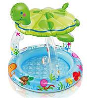 Детский надувной бассейн Intex 57119 (102*107 см)