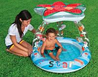 Детский надувной бассейн Intex 57428 (102*107*99 см)