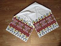 Свадебный рушник ручная работа