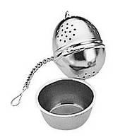 Заварник для чая — яйцо PRESTO с подставкой 420672
